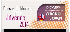 Accede a la información para los cursos de idiomas de 2014